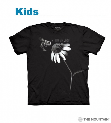 Bee My Voice - Kids Protect T-shirt - The Mountain®
